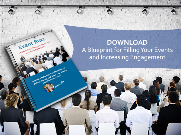 Event buzz a blueprint for filling your events inspired influencers event buzz a blueprint for filling your events malvernweather