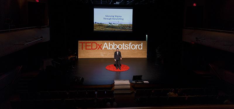 Ted Talk Paul Henczel