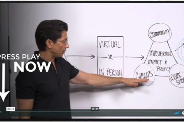 Tony Robbins Mastermind FAQ Clarity Video