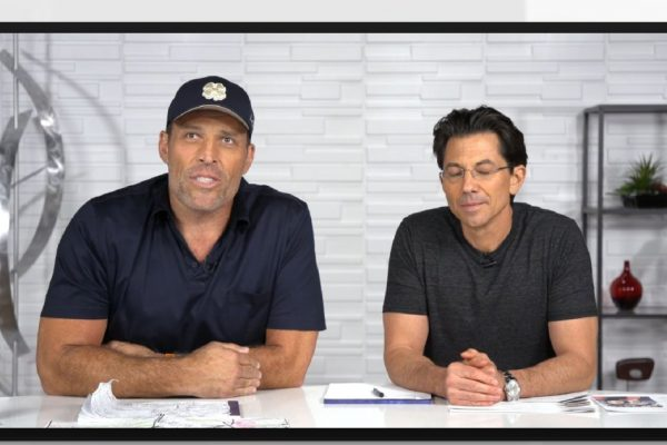 Tony Robbins and Dean Graziosi Videos