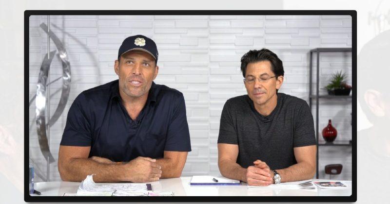 Tony Robbins and Dean Graziosi Videos