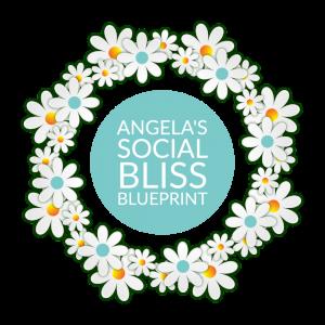 Angela's Social Bliss Blueprint Social Media Scheduler