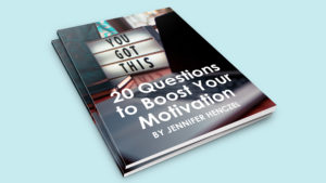 20 Questions to Boost Your Motivation