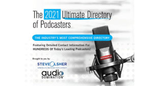 2021 Ultimate Directory of Podcasters
