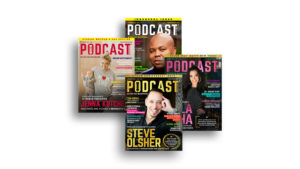 A Lifetime Subscription to Podcast Magazine