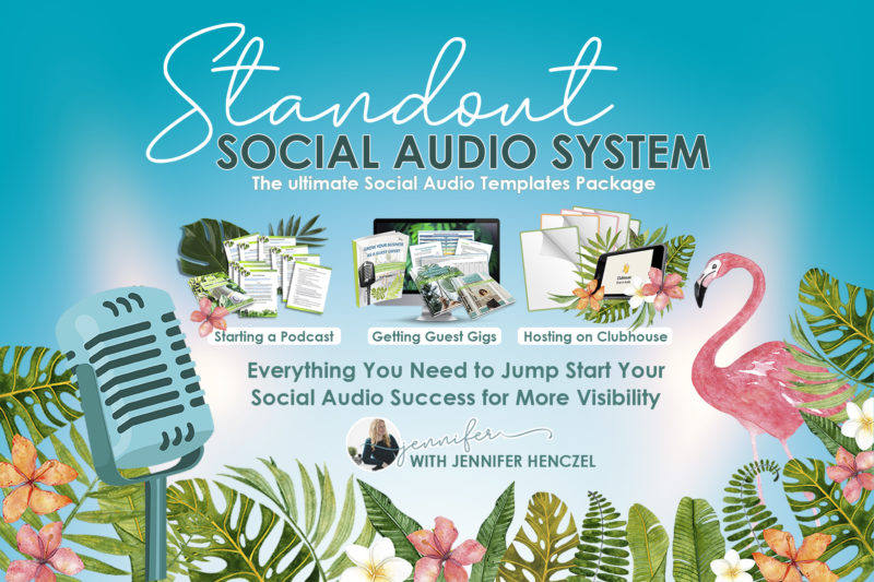 Standout Social Audio System