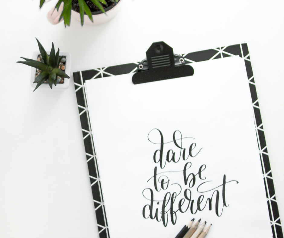 Membership: Lifettime Dare to be Different